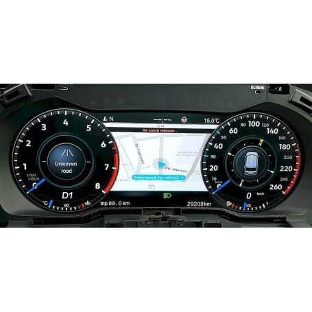 Ceasuri digitale AID (virtual cockpit) VW Passat B8 2014-2019 NVT1230B8