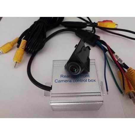 [Tombola] Camera frontala logo VW Passat B6 B7 CC + controler (299RON)